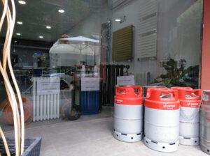 Venta de gas en Alcoy