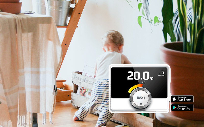Instalación de termostatos para calefacción